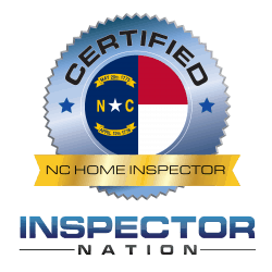 NC Home Inspector Certified - licensed home inspector wake forest nc