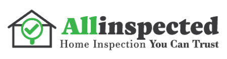 Allinspected Home Inspection Logo for Home Inspection Wake Forest NC